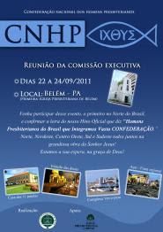 REUNIÃO DA COMISSÃO EXECUTIVA CNHP