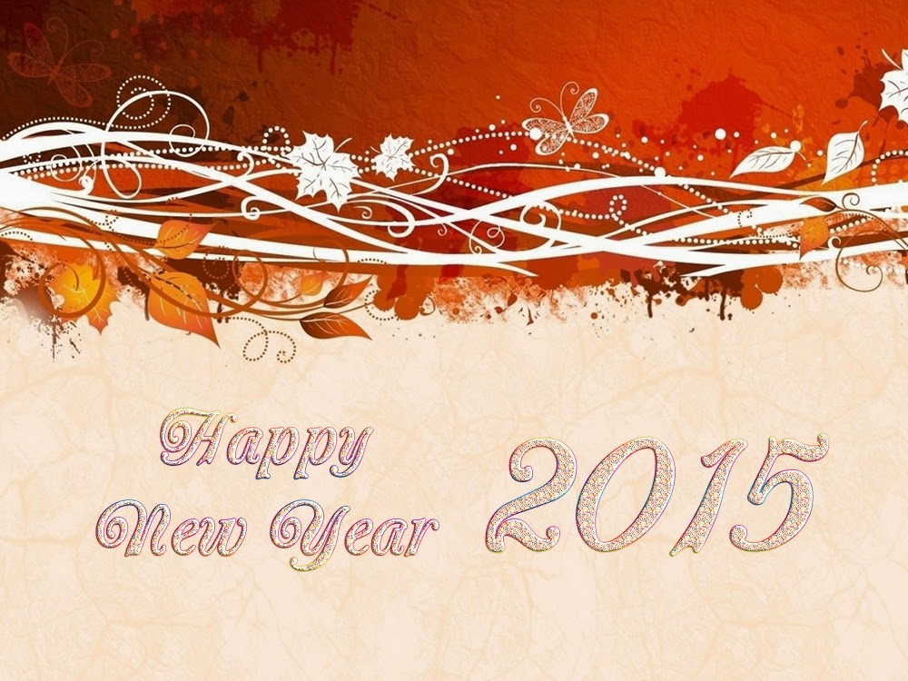 Happy New Year 2015 Wallpaper - Aesome Cards