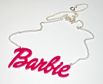 Get the PINK Acrylic BARBIE Chain!