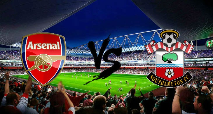 Prediksi Arsenal vs Southampton 24 September 2014