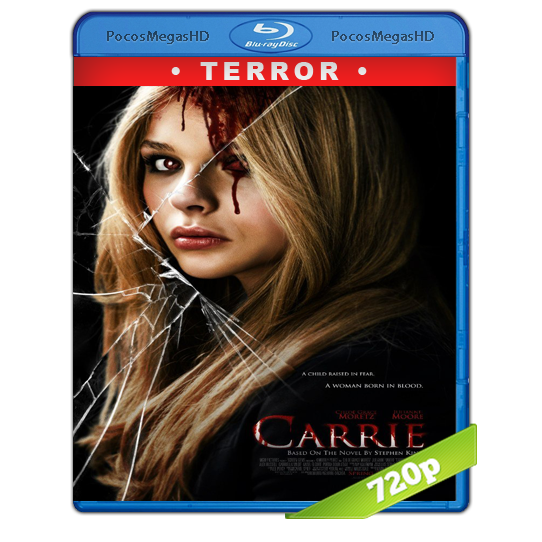 Carrie (2013) BrRip 720p Audio Dual Latino/Inglés 5.1