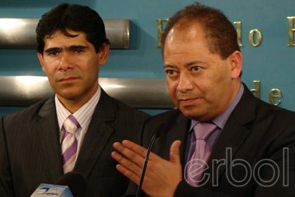 DE NOTICIAS DE BOLIVIA: ANUNCIAN QUE EL LUNES SE CONOCERÁ RESULTADO