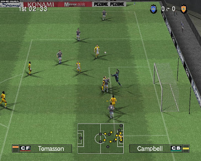 Download Games  World Soccer Winning Eleven 7 International ll version