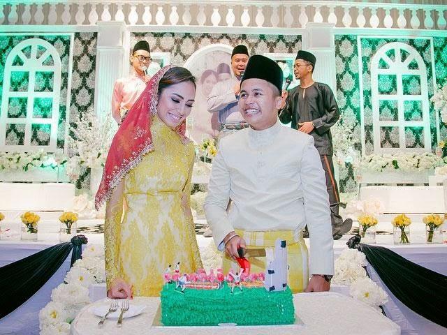 Foto-Foto Sekitar Majlis Pertunangan Hafiz Suip dan Nureffy, info, terkini, hiburan, sensasi, hafiz suip