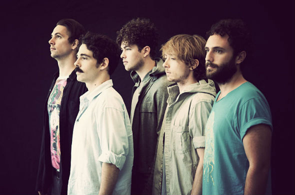 Local Natives anuncia nuevo disco 2012