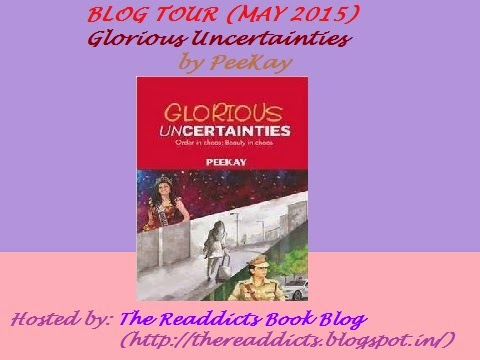Glorious Uncertainties Blog Tour