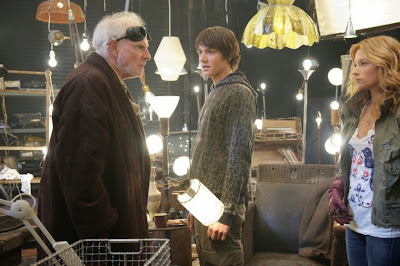 Chris Massoglia and Bruce Dern in The Hole (2009)