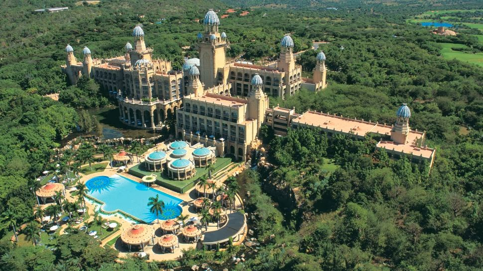 Palace of the Lost City Sun City South Africa