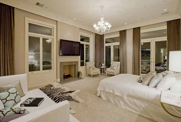 gallery for luxury mansions master bedrooms