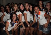 As GAROTAS VNT foram destaque no evento de beleza, Miss Várzea 2011