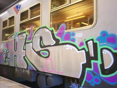 graffiti hs