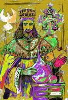 Progetto vajra perle nel tempo dipinti art gallery incontri meditazione contemplazione sebastiano brocchi