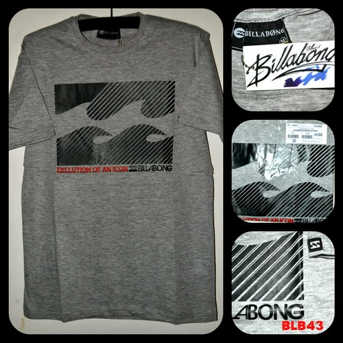 Kaos Surfing Billabong Kode BLB43