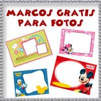 MARCOS GRATIS PARA TUS FOTOS