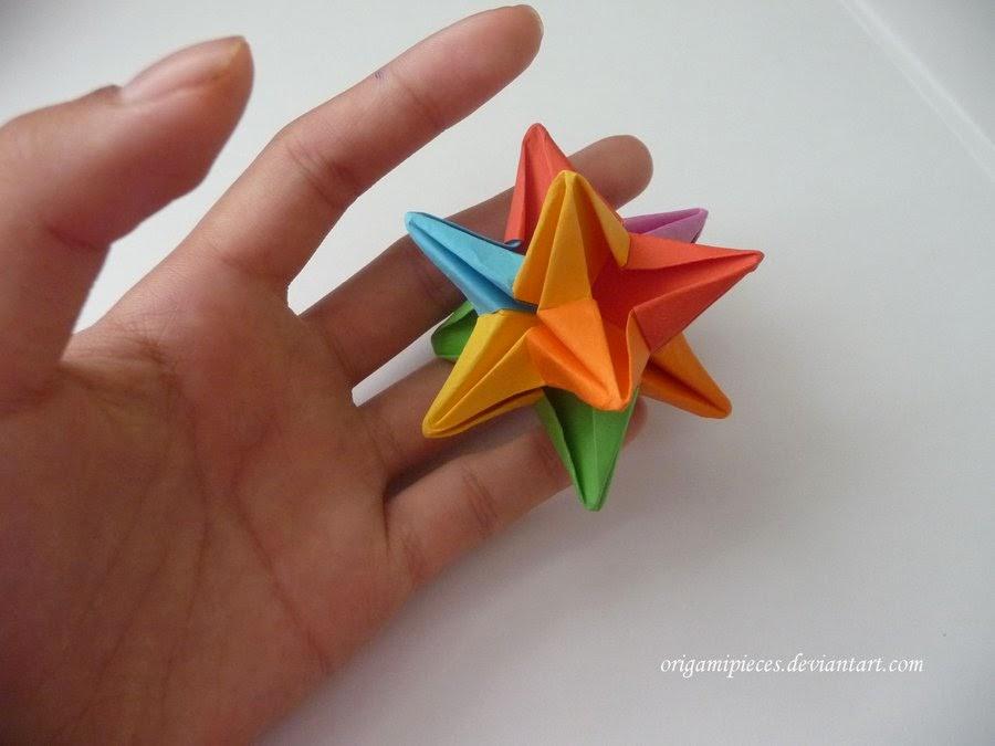 make paper omega star