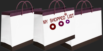 My Shopped List.