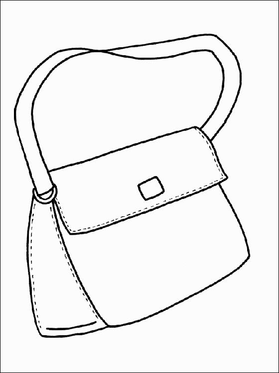 Desenhos de bolsa para colorir formando alunos - Bolsas para pintar ...