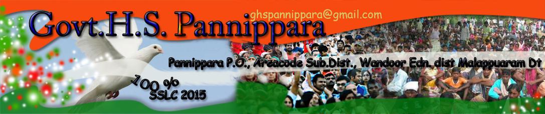 GHS PANNIPPARA