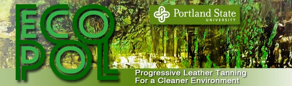 EcoPol Project - Progressive Leather Tanning For a Cleaner Environment