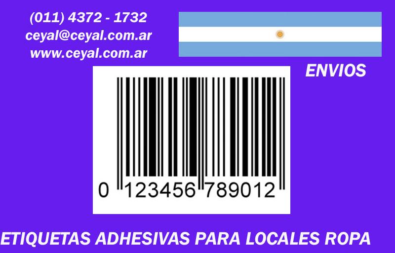 Etiquetas adhesivas / stock permanente