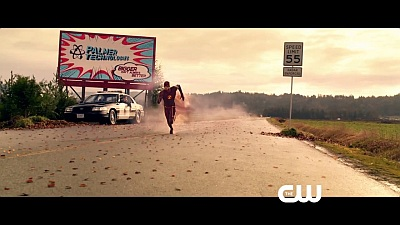 The Flash (2014) TV Show - Season 1 Teaser: 'Speed Trap' - Teaser Song / Music