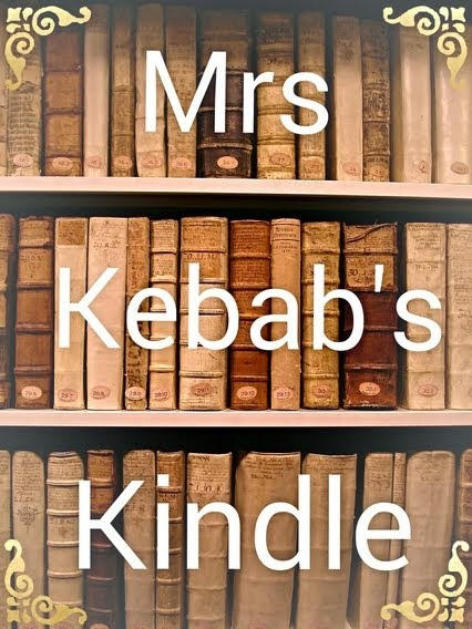 Mrs Kebabs Kindle