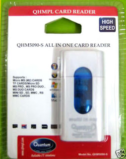 Quantum QHM-5090 Card Reader All in One  Just for 63/- Only