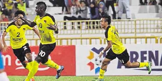 Ejen bola pemain import buat malu Liga Malaysia