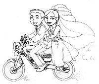 Humor Pernikahan
