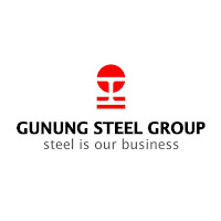 Logo Gunung Steel Group