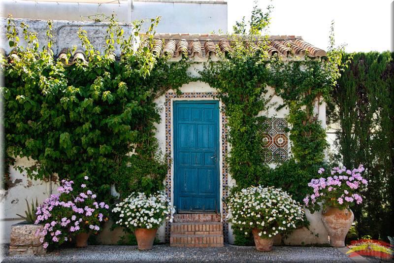 Mariajose patios de cordobas for Azulejos cordoba