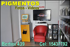 PIGMENTOS - FOTOS ... VIDEOS ...