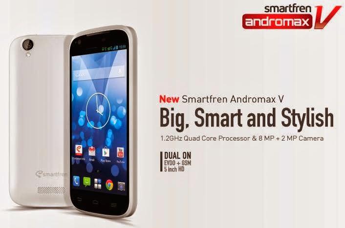 Smartfren Andromax V