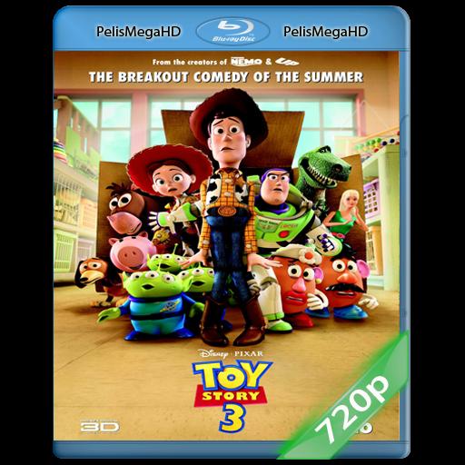 TOY STORY 3 (2010) 720P HD MKV ESPAÑOL LATINO