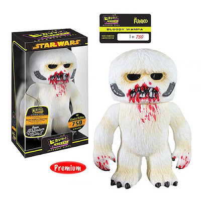 "Star Wars ""Bloody"" Wampa Hikari Sofubi Vinyl Figure by Funko"