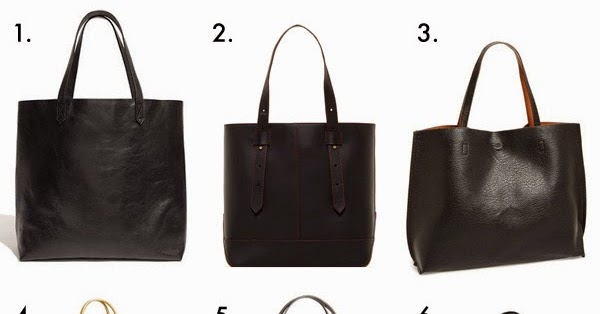 664822b8aa Tulle   Combat Boots  in search of the perfect black tote bag.