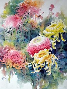 Floral Painting Techniques