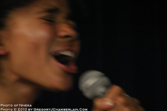 Gregory J. Chamberlain, Nneka, MusicLoad, MusicLoad.Com