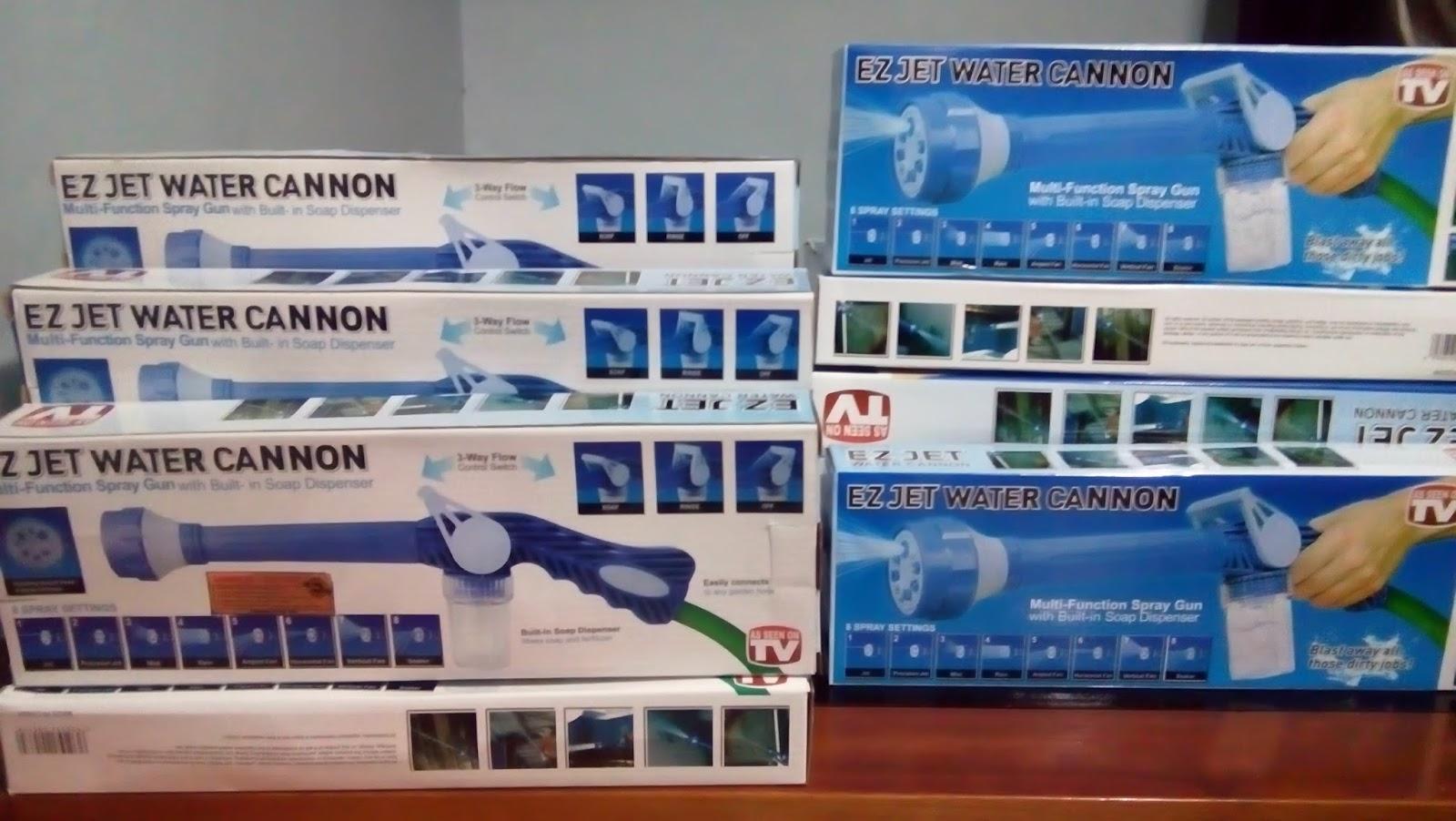 Manfaat Lain Jet Water Alat Penyemprot Air Tanpa Listrik Ez Gun Beberapa Pengiriman Kami