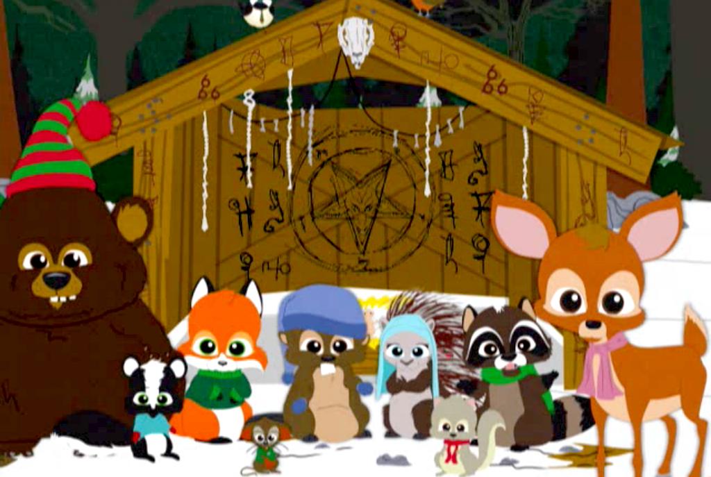 Memes For Woodland Critter Christmas Meme | www.memesbot.com