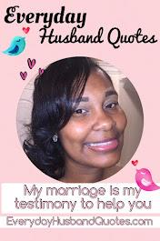 My Marriage Is My Testimony To Help You
