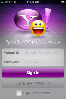 Yahoo appfor tablets and smartphones