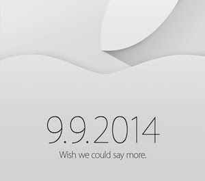 Evento Especial Apple 9.9.2014