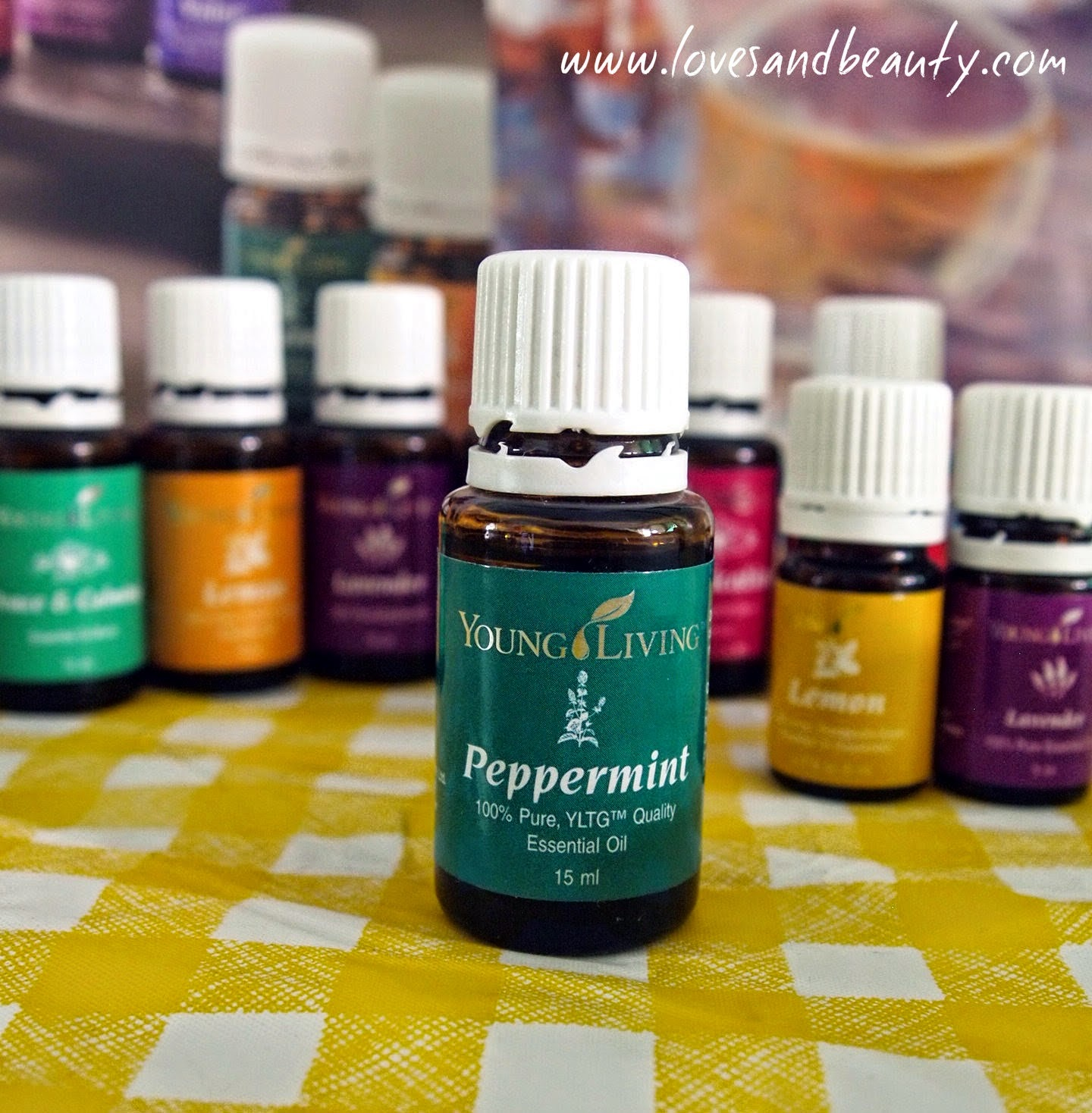 Review of young living oils