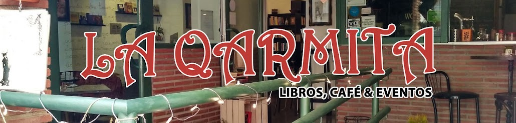 LA QARMITA - Libros, Café & Eventos