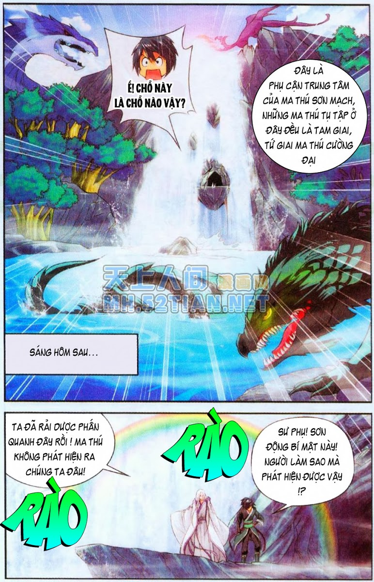 Đấu Phá Thương Khung Chapter 26 - Hamtruyen.vn
