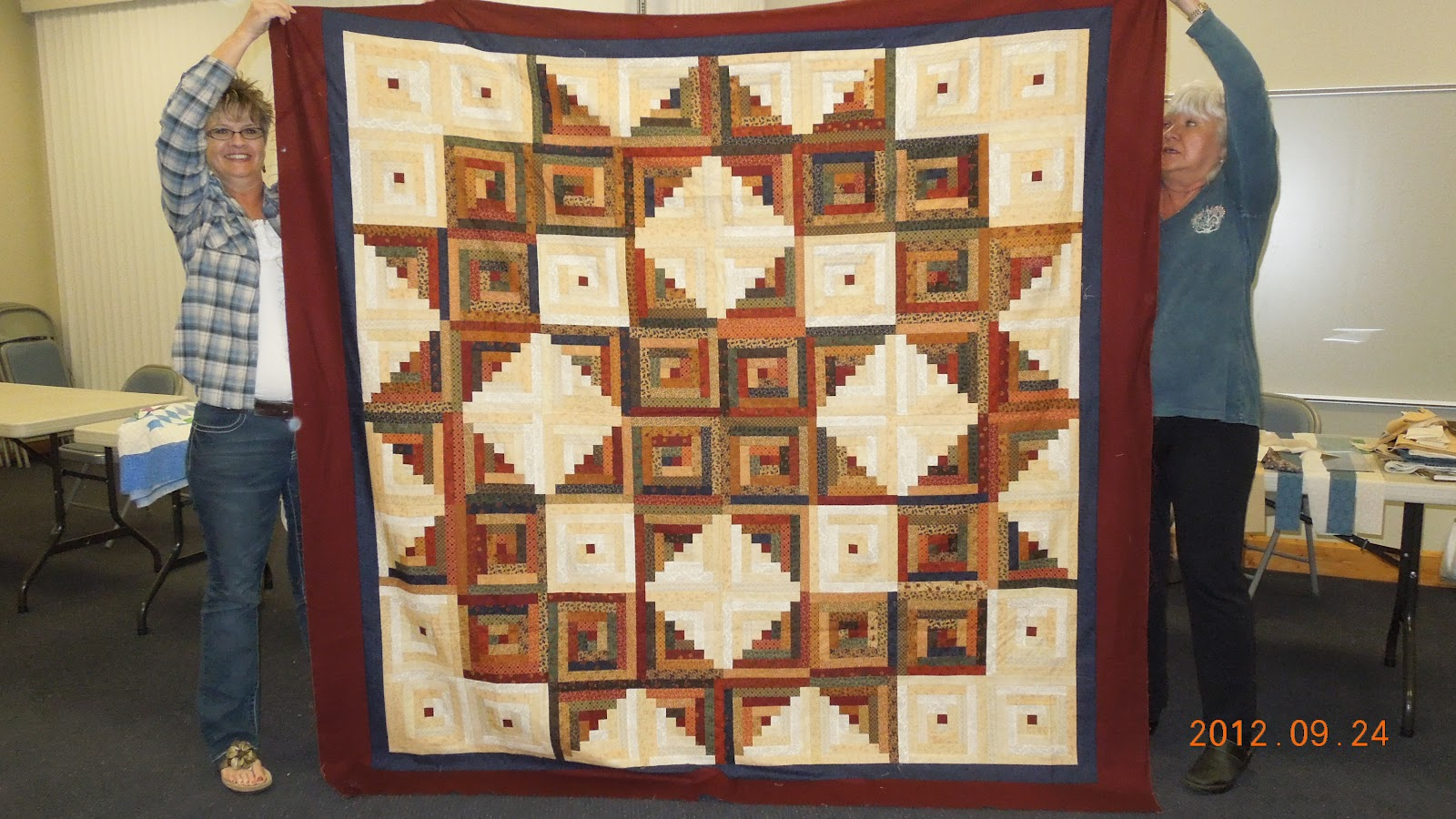 Fullfilling My Dreams Moutain Piecemakers Quilt Guild Burnsville Nc