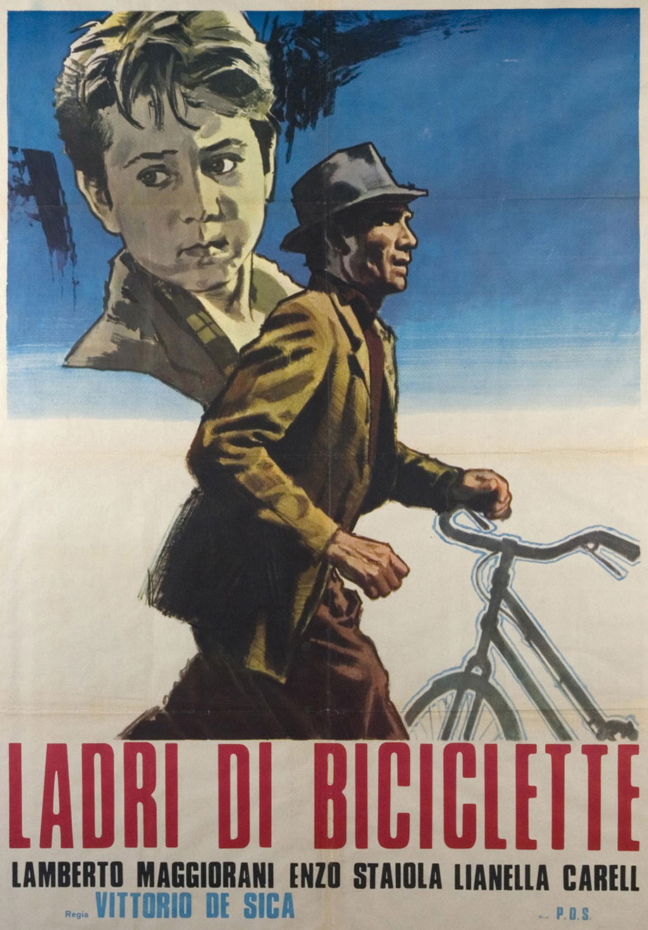 a film analysis of the movie the bicycle thief directed by vittorio de sica A critical analysis of the movie the bicycle thief directed by vittorio de sica 1,599 words 4 pages an analysis of the neorealism in the bicycle thief by cesare zavattini 753 words 2 pages an analysis of the theme of loss of faith in the bicycle thief 1,599 words 4 pages an analysis of the film, the bicycle thief 1,618 words 4 pages an analysis of the bicycle thief.