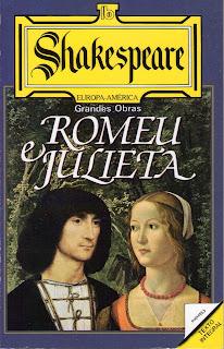 Romeu e Julieta, William Shakespeare
