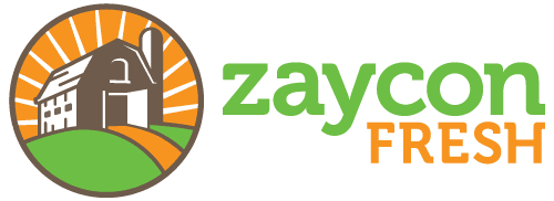 ZAYCON - THE FOOD WE EAT